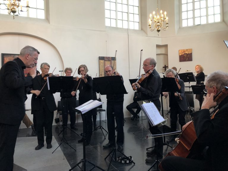Barokorkest Megen speelt in Vught